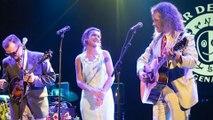 Amaia Romero emociona a sus fans cantando junto a Los Hermanos Cubero
