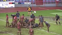 Pacific Nations Cup 2019 - Les Samoa dominent les Tonga