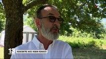 """Robin Renucci chez lui en Corse : """"Les comédiens doivent être capables de transformer le monde"""""""