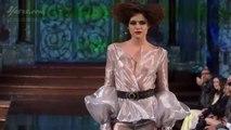 Candice Cuoco Fashion Show SS 2019 New York Fashion Week 2019 NYFW Art Hearts Fashion