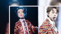 BTS's Jimin's Mattel Doll Is Leading In Sales And He Continues To Prove That He Can Make Anything So