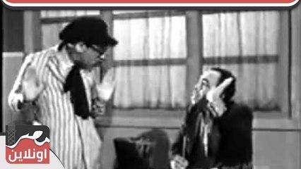 اسماعيل يس والخواجة و عبد الفتاح القصري و مشكلة الحمار 