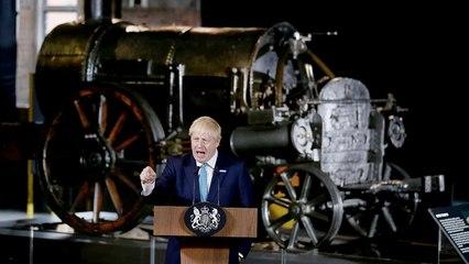"""Boris Johnson: """"La Brexit è una grande opportunità"""""""