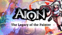 AION 7.0  -Trailer 'The Legacy of the Painter'
