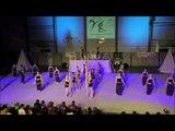 2019-02 Gala Gymnaestrada Uccle - Bambou Touch