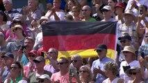 Nikoloz Basilashvili beats Alexander Zverev to reach the final of the Hamburg European Open