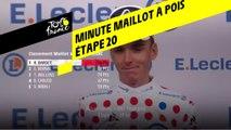 La minute Maillot à pois Leclerc - Étape 20 - Tour de France 2019