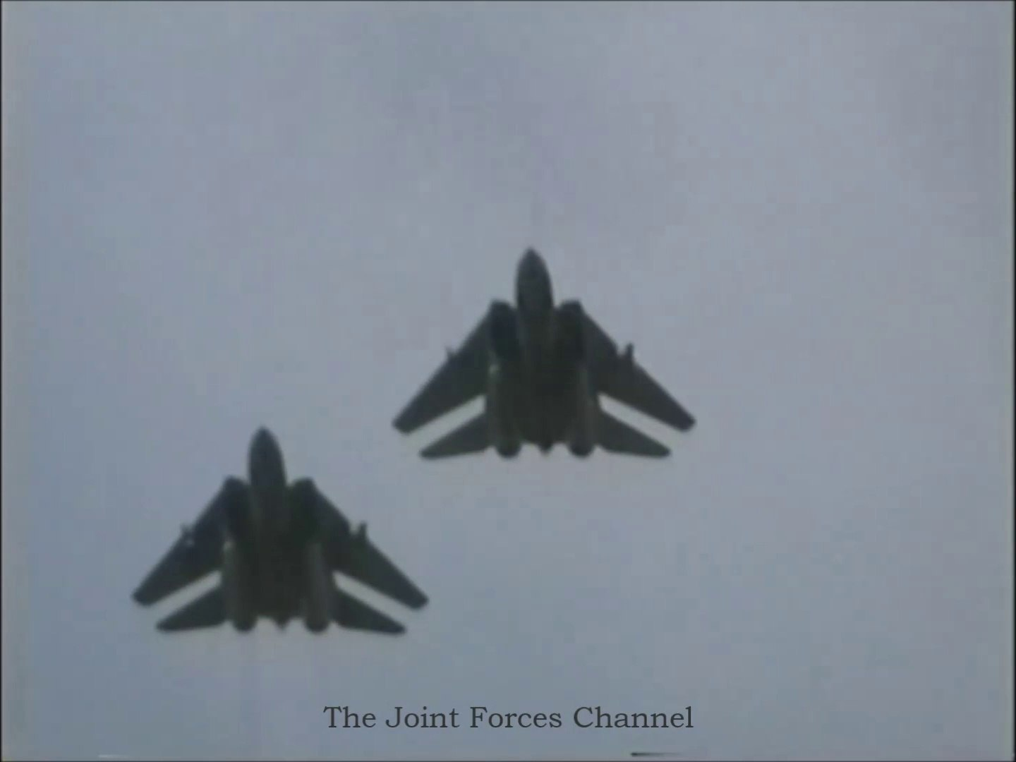 The Exercise Maple Leaf 99, F-14, F-15, F-16, F-18 In Action
