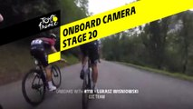 Onboard camera - Étape 20 / Stage 20 - Tour de France 2019