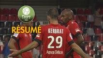 EA Guingamp - Grenoble Foot 38 (3-3)  - Résumé - (EAG-GF38) / 2019-20