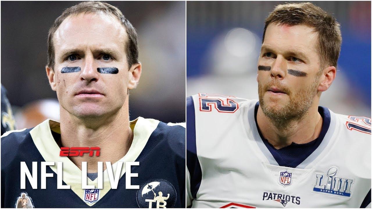 Saints, Patriots are Super Bowl 54 contenders – NFL Live