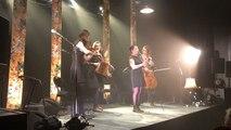 Bubbey Mayse en concert dans le cadre du Festival de Cornouaille