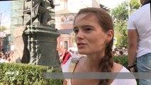 Más de 1.000 detenidos durante una manifestación opositora en Moscú