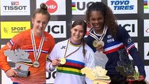American Willoughby and Dutch van Gendt won 2019 BMX World Championships