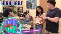 Mikee and Pip help each other to look after Jordan and Sam | HSH Extra Sweet