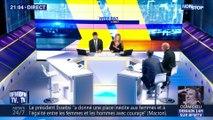 Emmanuel Macron rend un hommage appuyé à Béji Caïd Essebsi