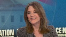 "Dem candidate Marianne Williamson on her proposal for a ""Department of Children"""