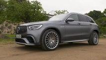Mercedes-AMG GLC 63 4MATIC+ – Testing the new GLC Flagship
