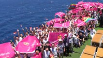 Rainbow cruise: Chinese sexual minorities relax at sea on ship with no 'closets'