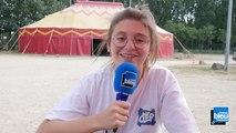 Lucie travaille cet été pour le CLEP de Laval