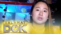 Dr. Leslie Mae Favenir-Domagas, emphasizes the importance of breastfeeding   Salamat Dok