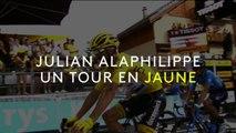 Julian Alaphilippe, un Tour en jaune