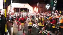 Trail : le départ de la 6000D à Aime-La-Plagne