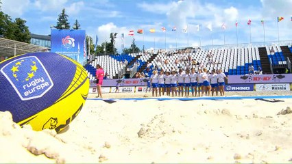 RUGBY EUROPE BEACH RUGBY  EUROPEAN CHAMPIONSHIP (2)