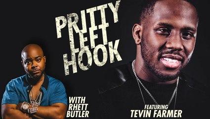 IBF Super Featherweight Champion Tevin Farmer Talks Tank Davis
