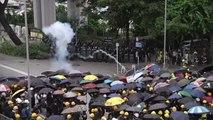 홍콩, 오늘도 행진...경찰과 충돌 예상 / YTN