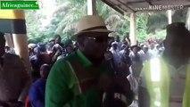 Nouvelle Constitution : Kassory mobilise pour Alpha Condé à Forécariah