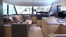 2019 Fountaine Pajot MY 40 Power Catamaran - Walkaround - 2019 Boot Dusseldorf