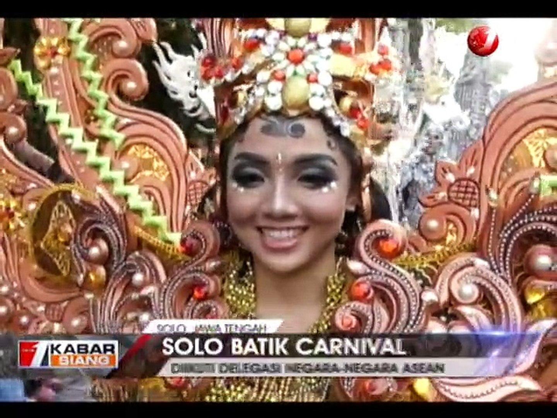 Solo Batik Carnival 2019 Diikuti 11 Delegasi Negara Asean