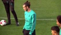 FILE: Real Madrid call off Gareth Bale's move to China's Jiangsu Suning