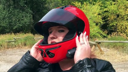 Vozz RS 10 Strapless Helmet  - Total Motorcycle Reviews!