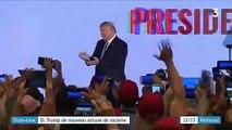 États-Unis : Donald Trump de nouveau accusé de racisme