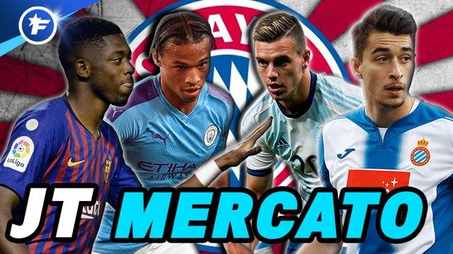 Journal du Mercato : le Bayern Munich perd patience, Lille se fait dépouiller de tous les côtés