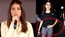 Anushka Sharma gets angry on her pregnancy rumours; Watch Video | FilmiBeat