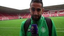 """Ryad Boudebouz : """"Rien de mieux qu'un match pour se remettre dans le rythme"""""""