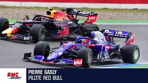 """Formule 1 :  """"Une course avec un peu de carnage"""" constate Gasly"""