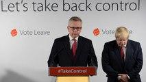 """Brexit : Les conservateurs se préparent à un """"no-deal"""""""