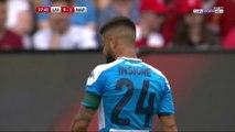 Amical : Les Reds lourdement battus par le Napoli