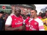 Arsenal 1- 2 Lyon | Dani Ceballos Has Amazing Energy!