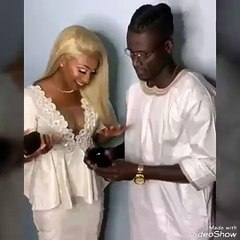 Mariage de Kara Mbodji Avec la Miss Sénégal France Fatou Mbaye