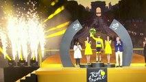 Tour de France 2019 : Le podium d'Egan Bernal