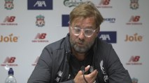 Klopp not concerned by pre-season form