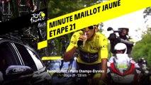 La minute Maillot Jaune LCL - Étape 21 - Tour de France 2019