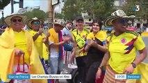 Tour de France : les supporters attendent le peloton sur les Champs-Élysées