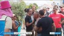 Loire-Atlantique : vives tensions entre militants écologistes et habitants favorables à la construction d'un Surf Park