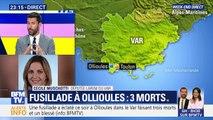 Var: au moins trois morts et un blessé dans une fusillade à Ollioules